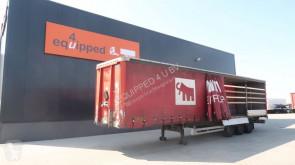 Van Hool nieuwe zeilen (kleur naar keuze), gegalvaniseerd, zijborden, hardhouten vloer, SAF INTRADISC, NL-trailer, APK: 25/11/2020 semi-trailer