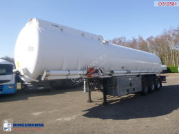 LAG Jet fuel tank alu 41 m3 / 1 comp semi-trailer used tanker