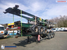 semirremolque nc Stack - 3 x container trailer 20-40 ft ADR