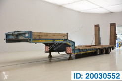 semi remorque Gheysen et verpoort Low bed trailer