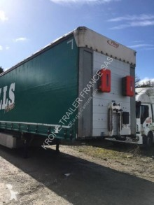 Fliegl SDS043DA semi-trailer used tautliner