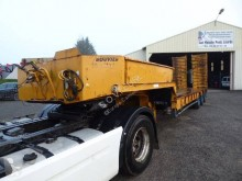 Kaiser heavy equipment transport semi-trailer EXTENSIBLE