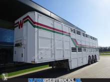 Berdex Cattle Cruiser OL 1227 Temperatuur registratie semi-trailer used cattle