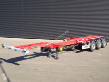 Semi remorque porte containers Fliegl SDS01 / MULTI CONTAINER-CHASSIS /2 x 20 / 30 / 40 / 45 FT
