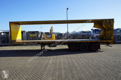 naczepa Floor CURTAINSIDE TRAILER