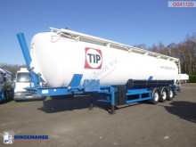 Полуприцеп Spitzer Powder tank alu 65 m3 (tipping) цистерна б/у