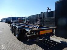 naczepa Van Hool Chassis 40/45 FT / 20 FT / BPW Drum