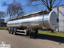 semi reboque Magyar Chemie 32000 Liter, Isolated tank, 4 Compartments, 120c, 4 bar