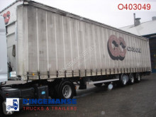 Metaco Curtain box MEGA volume semi-trailer used