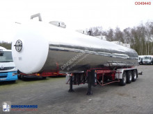 naczepa Magyar Chemical tank inox 31 m3 / 1 comp