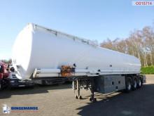 Semi remorque citerne LAG Jet fuel tank alu 41 m3 / 1 comp