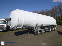 Naczepa cysterna Magyar Fuel tank inox 38.4 m3 / 8 comp / ADR 01/2021
