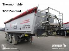Félpótkocsi Schmitz Cargobull Kipper Alukastenmulde Thermomulde 25m³ használt billenőkocsi