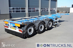 semi reboque D-TEC FLEXITRAILER | DISC BRAKES * 20-30-40-45ft HC