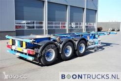 naczepa Groenewegen 30CC-14-27 | 20-30 ft ADR chassis