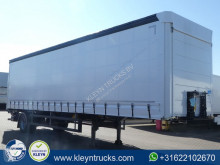 Tautliner semi-trailer PRSHTRI CITY new / neu / nieuw
