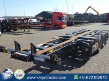 Broshuis MFCC MULTI high cube disc brake semi-trailer