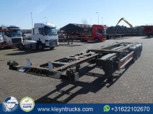 Renders RSCC 12-27 multi slider semi-trailer used container