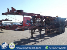 Ackermann FRUEHAUF 40 FT BPW full steel semi-trailer