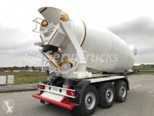 Betamix 12 M3 semi-trailer new concrete mixer concrete