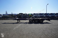 Groenewegen CONTAINER TRAILER semi-trailer used container