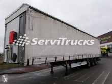 Fliegl SDS PORTABOBINAS semi-trailer used reel carrier tautliner