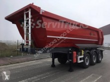 Tipper semi-trailer 3D-FCST