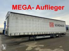 Fliegl Mega 3 m Innenhöhe SZS300 Twin2 Achs Planenaufl semi-trailer
