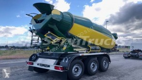 Betamix 12 M3 semi-trailer new concrete