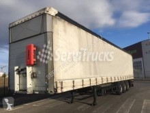 Semi remorque Schmitz Cargobull SCS 24 L rideaux coulissants (plsc) occasion