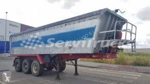 Stas P34 semi-trailer used tipper