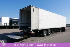 semirremolque Schmitz Cargobull SKO 18 / LBW 2000 kg / DOPPELSTOCK