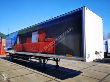 Spier SLG 100 | City-Trailer Koffer 1345 cm long | Tires 90% | APK semi-trailer
