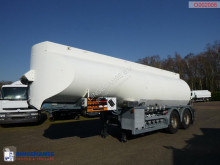 nc Fuel tank alu 28 m3 / 5 comp + pump/counter semi-trailer