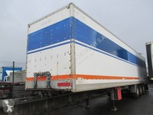 Lecitrailer box semi-trailer