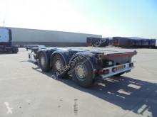 naczepa do transportu kontenerów D-TEC