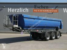 semirimorchio Meiller 27m³ Stahlmulde, BPW, Luft/Lift