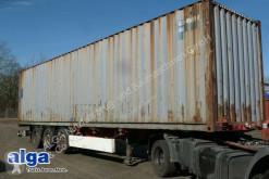 naczepa Krone SDC, 2x20, 1x30 & 1x40 Fuß Container, Luft-Lift