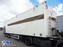 Knapen moving floor semi-trailer K 100, Mega, 97m³, 6mm Boden, Cargo-Floor, Späne