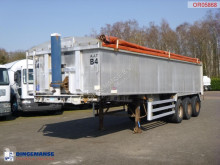 Weightlifter Tipper trailer alu 28 m3 + tarpaulin semi-trailer