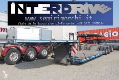 Capperi carrelone eccezionale allungabile culla semi-trailer used heavy equipment transport