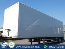 Floor semi-trailer