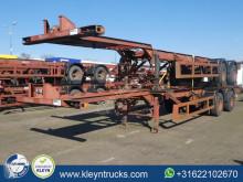 Pacton 40 FT BPW full steel semi-trailer