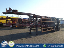 Fruehauf 40 FT BPW full steel semi-trailer