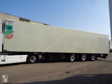 Renders mono temperature refrigerated semi-trailer 12.27 DK + + Thermo King SL-400e