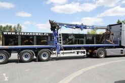 SDC SEMI-TRAILER WITH CRANE 13.6 M