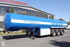 Prod Rent 4 CHAMBER CISTERN PROD RENT NCP 34 semi-trailer used food tanker
