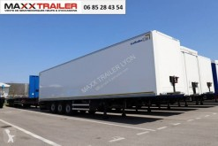 Lecitrailer semi-trailer new box