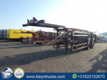semiremorca Ackermann FRUEHAUF 40 FT BPW full steel