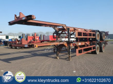 Pacton 40 FT BPW full steel semi-trailer used container